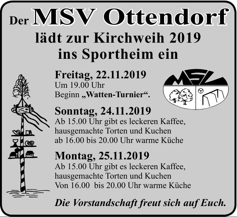 MSV Ottendorf