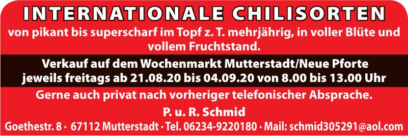 P. u. R. Schmid