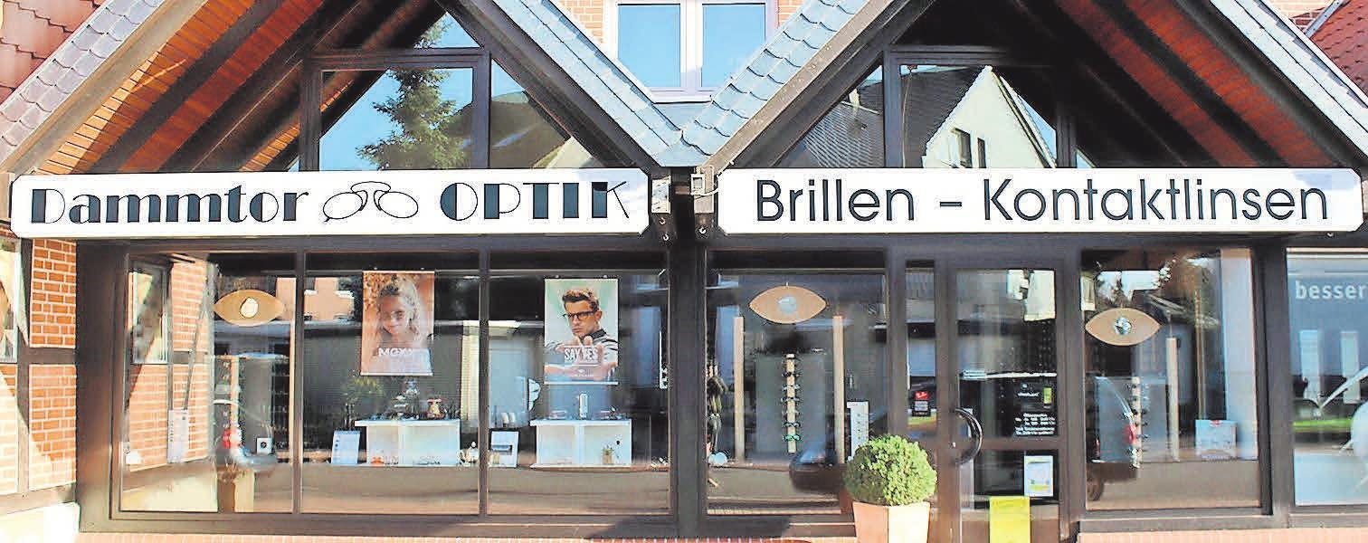 Hier wird Beratung großgeschrieben: Dammtor-Optik in Gehrden. Foto: Dammtor Optik