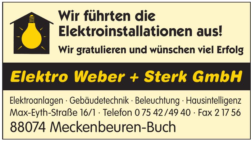 Elektro Weber + Sterk GmbH
