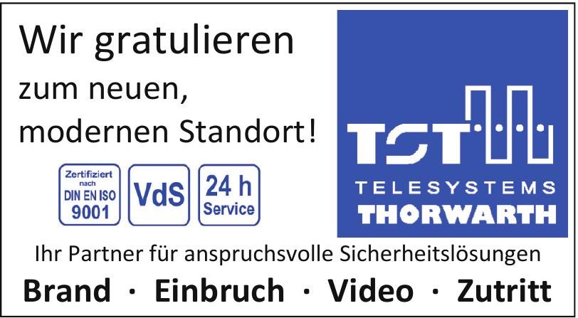TST Telesystems Thorwarth