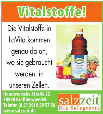 Salzzeit