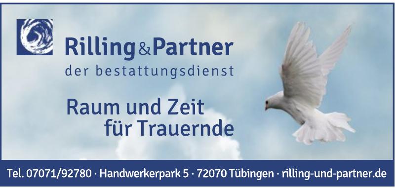 Rilling & Partner - Der Bestattungsdienst