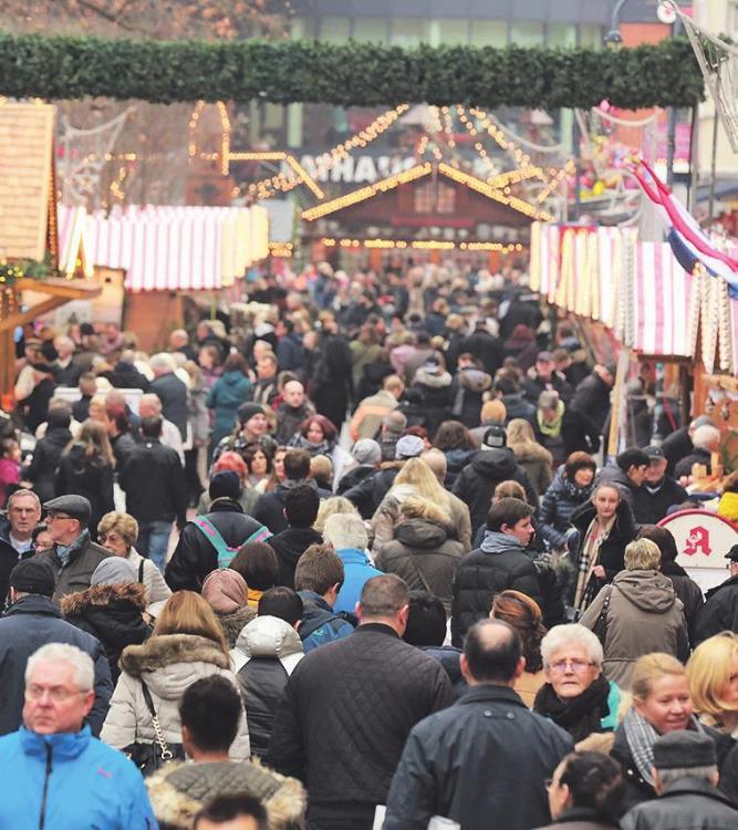 Foto: Christkindchenmarkt