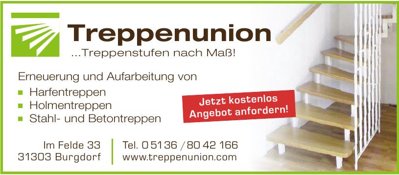 Treppenunion Tischlerei Altenkamp