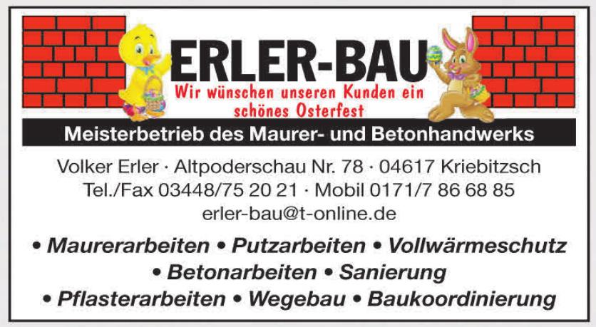Erler-Bau