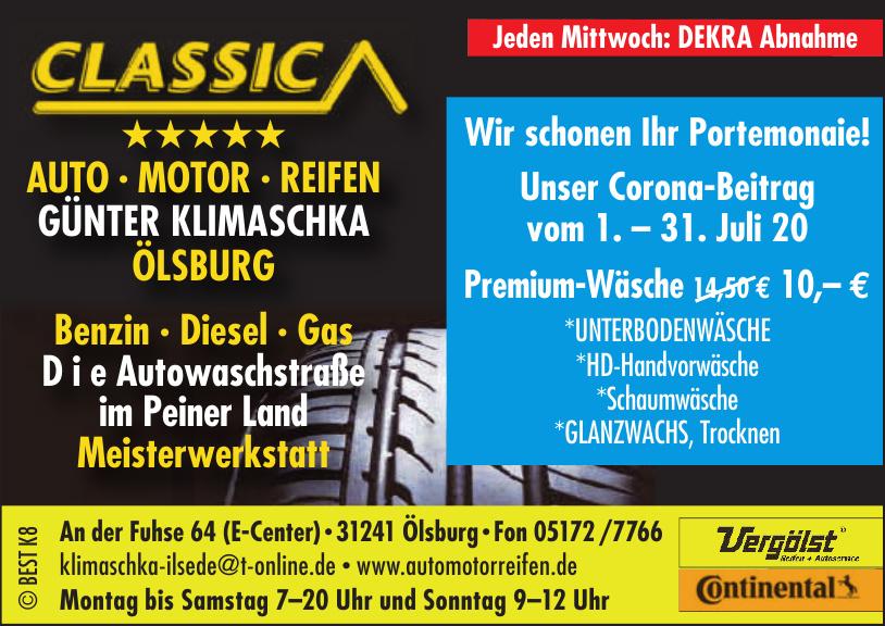 Auto - Motor - Reifen Günter Klimaschka