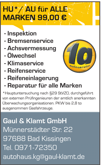 Autohaus Gaul & Klamt GmbH