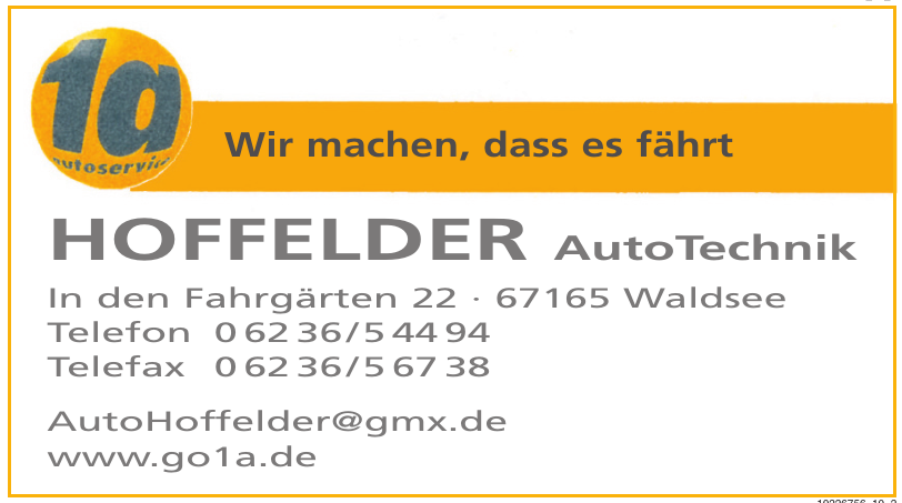 Hoffelder AutoTechnik