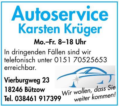 Autoservice Karsten Krüger