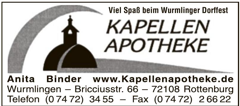 Kapellen Apotheke