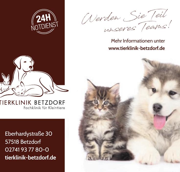 Tierklinik Betzdorf