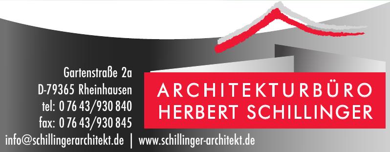 Architekturbüro Herbert Schillinger