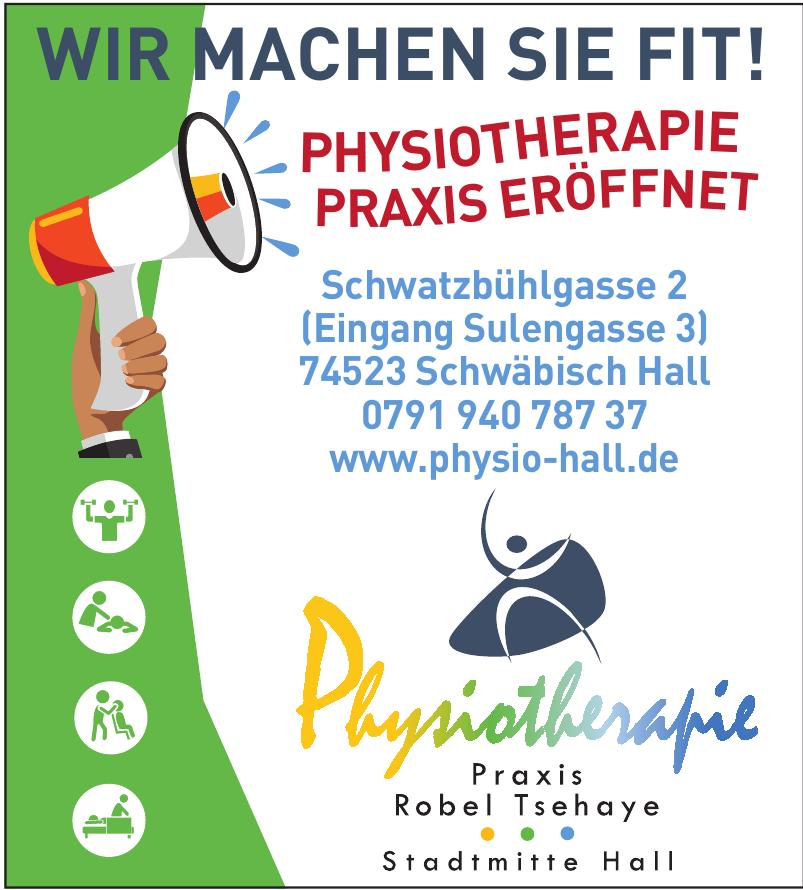 Physiotherapie-Praxis Robel Tsehaye