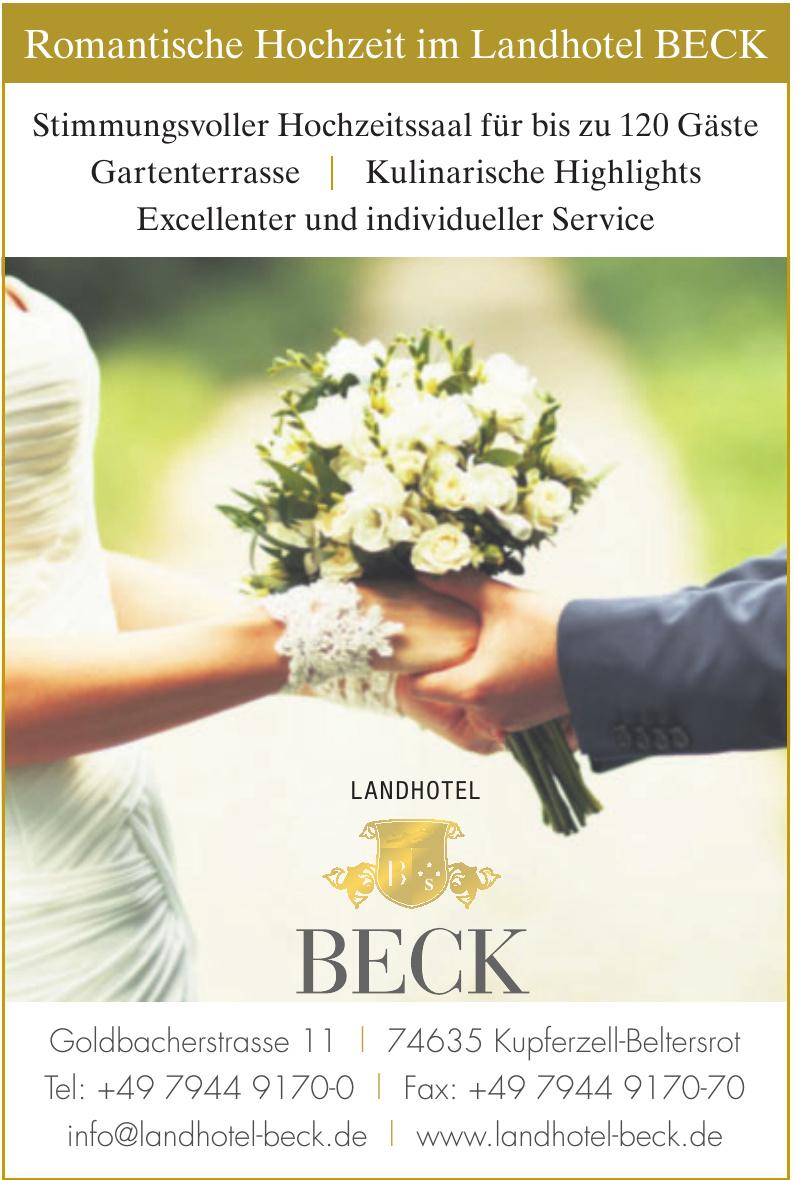 Landhotel Beck