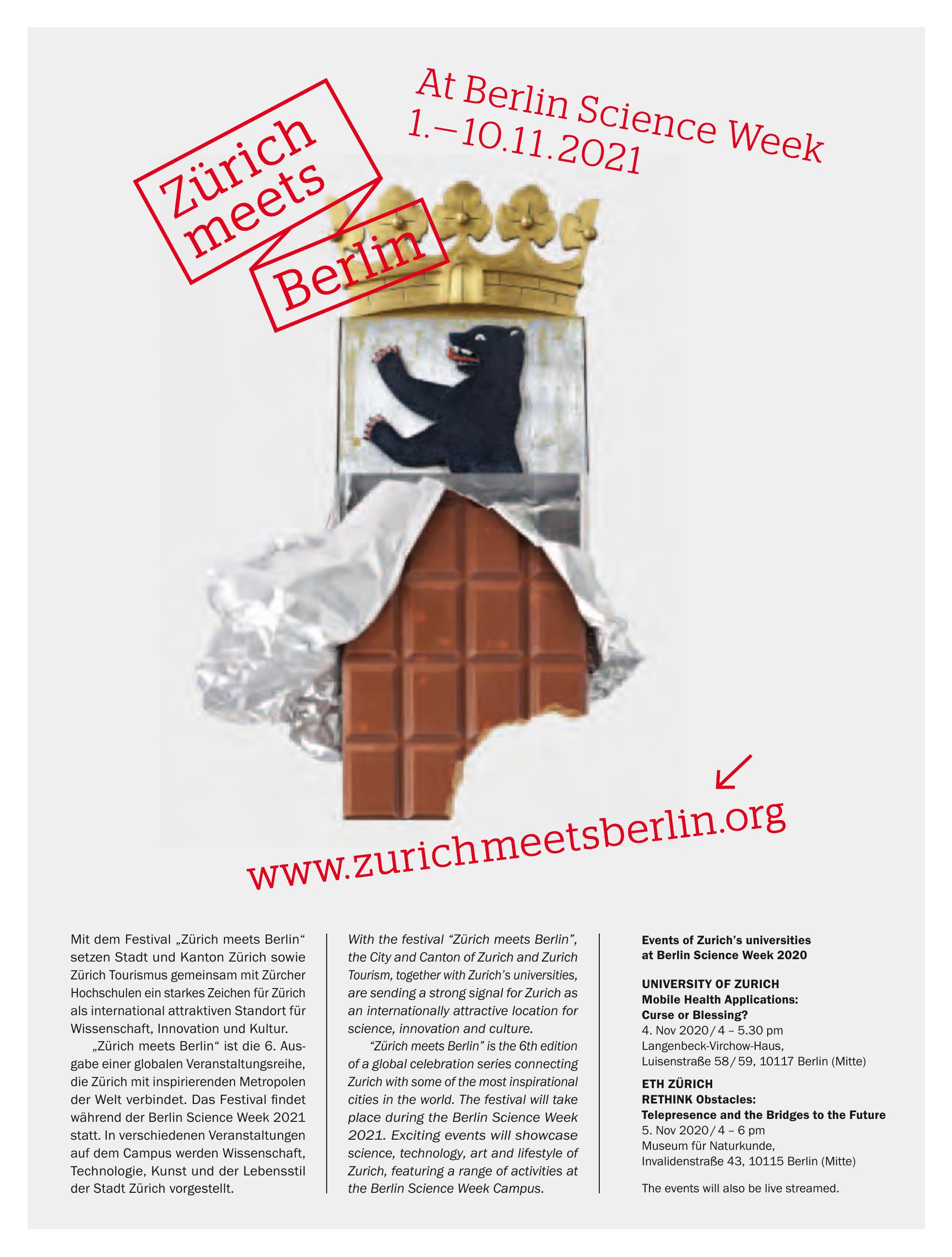 Zürich meets Berlin