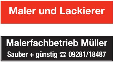 Malerfachbetrieb Müller