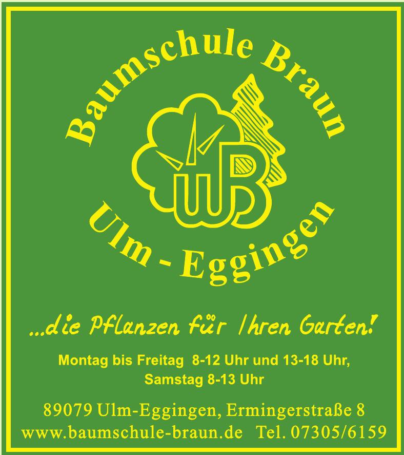 Baumschule Braun