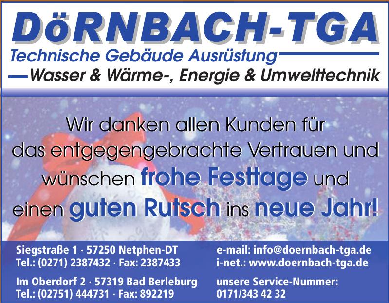 Dörnbach - TGA / Technische Gebäudeausrüstung