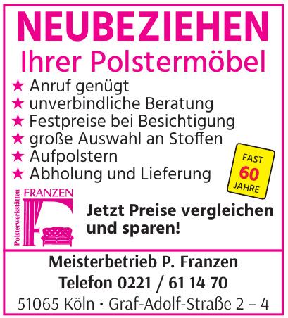 Meisterbetrieb P. Franzen