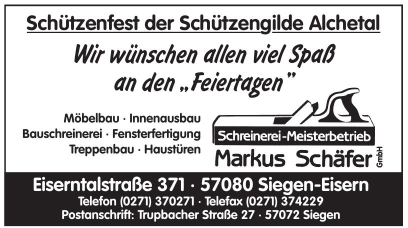 Markus Schäfer GmbH