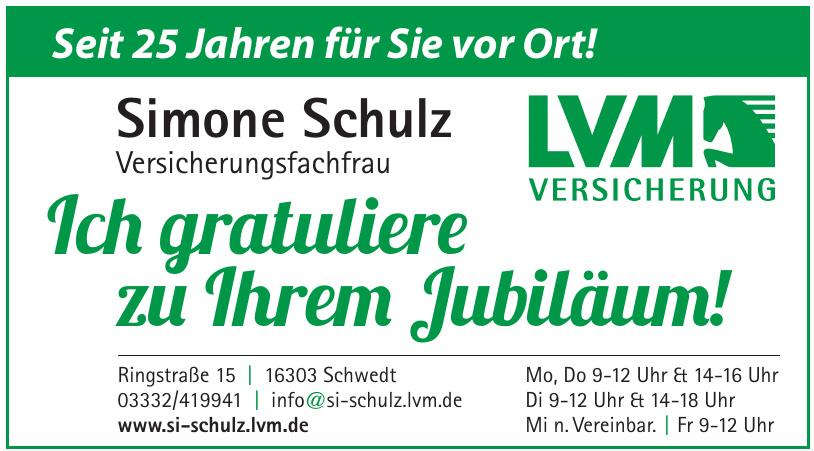 LVM Simone Schulz Versicherungsfachfrau