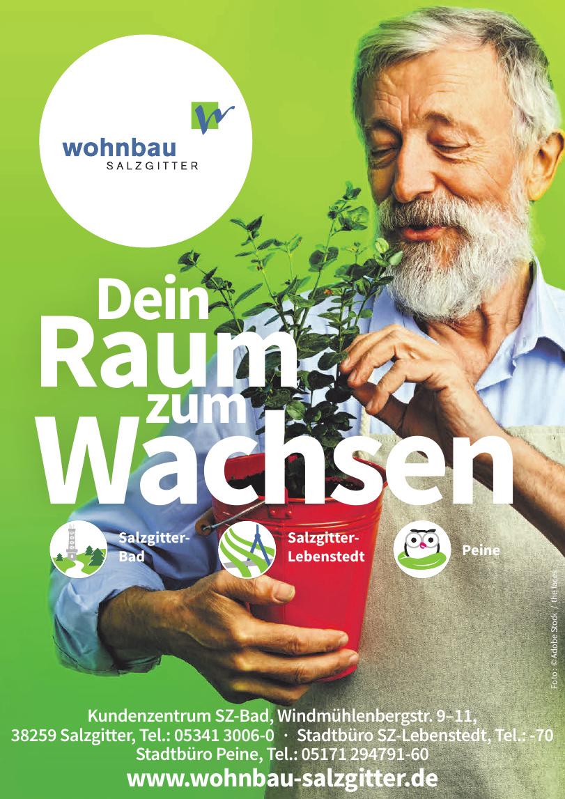 Wohnbau Salzgitter - Kundenzentrum Salzgitter-Bad