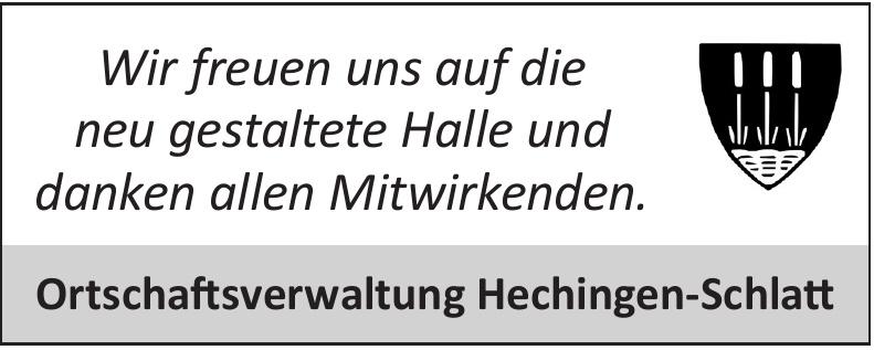 Ortschaftsverwaltung Hechingen-Schlatt
