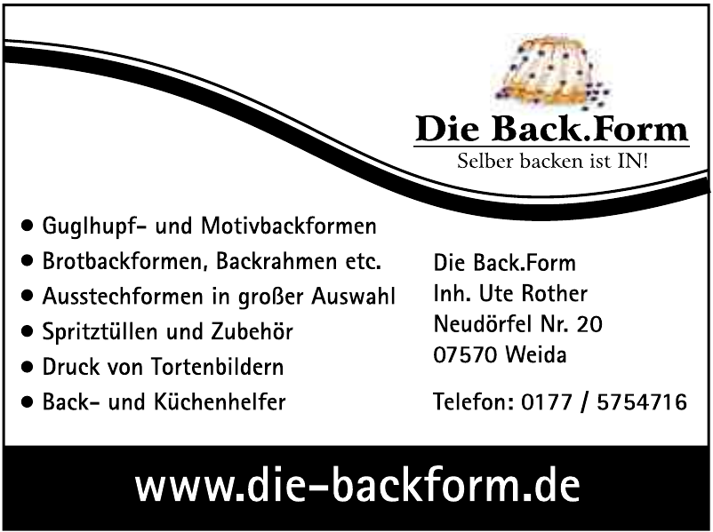 Die Back.Form