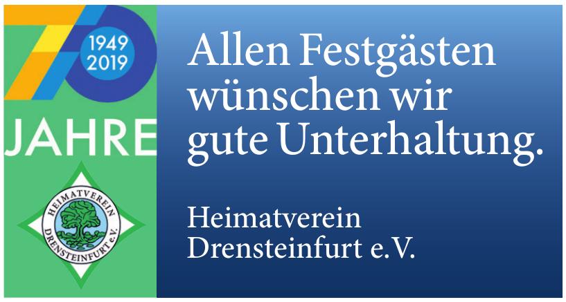 Heimatverein Drensteinfurt e.V.