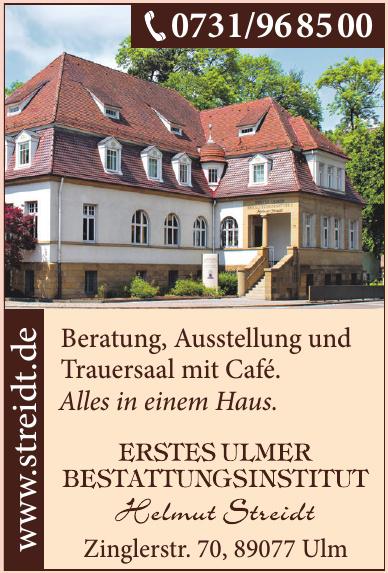 Bestattungsinstitut Helmut Streidt