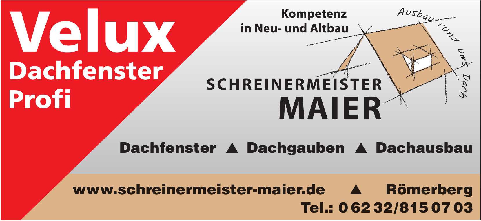 Schreinermeister Maier
