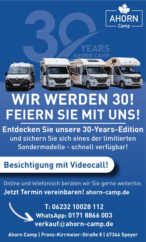 Ahorn Camp GmbH & Co. KG