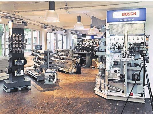 Seit Jahresbeginn gehört Schade + Sohn zu den 150 Bosch Premium Partnern in Deutschland.