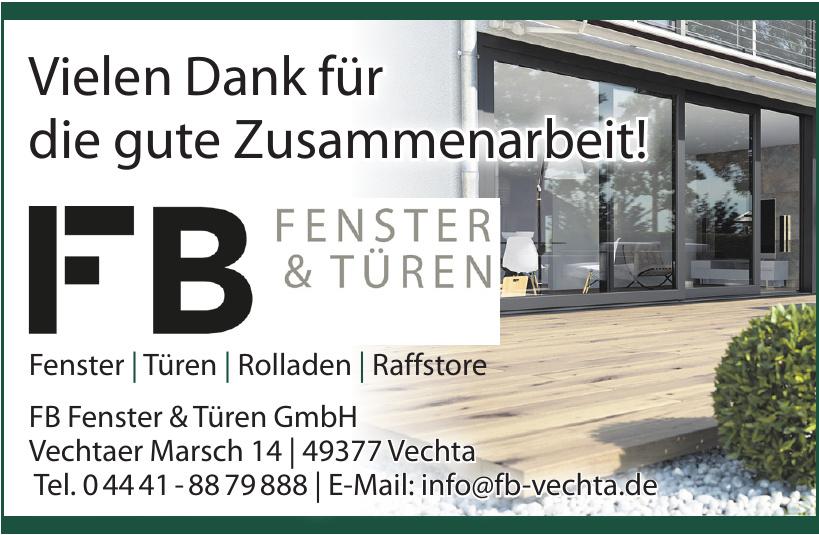 FB Fenster & Türen GmbH