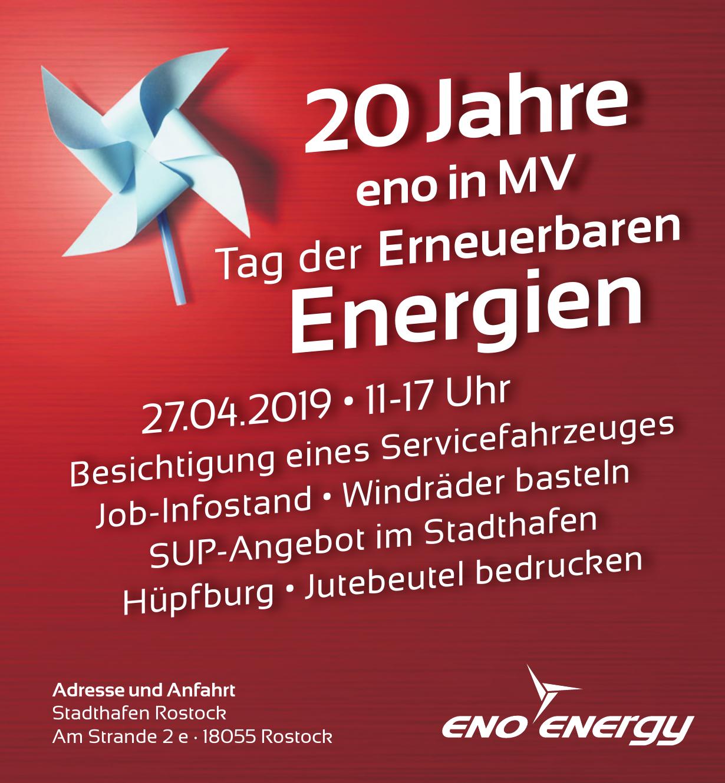 Eno Energy - Stadthafen Rostock