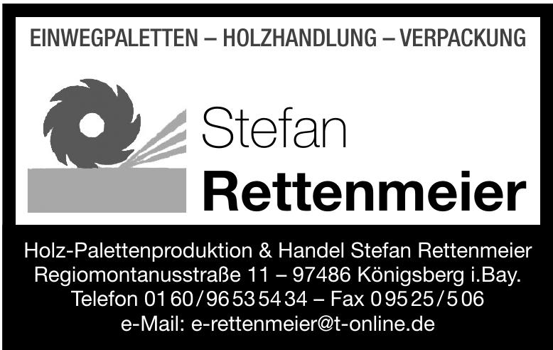 Stefan Rettenmeier