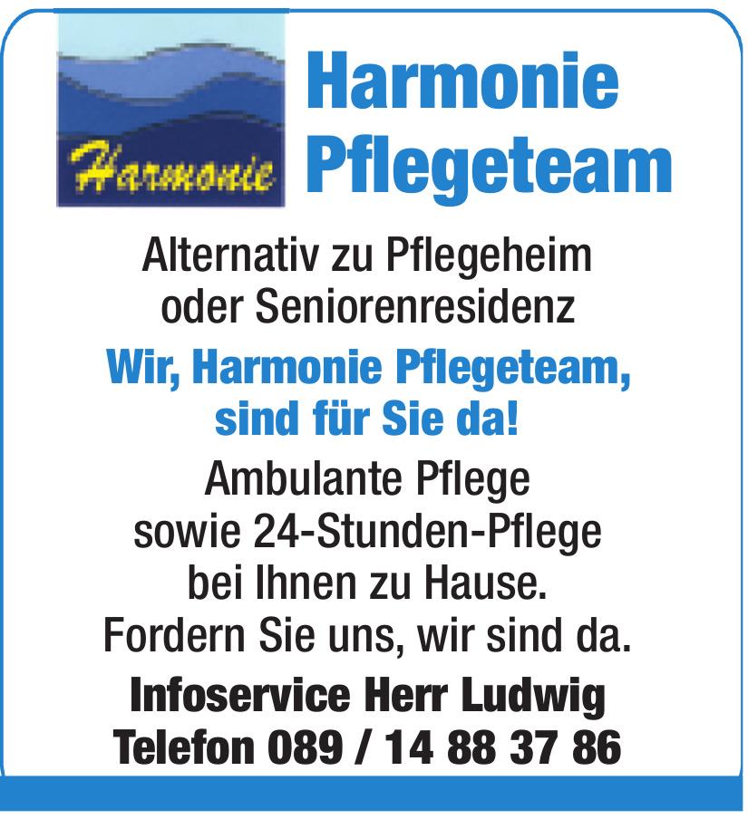 Harmonie Pflegeteam