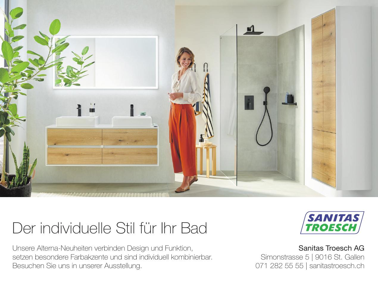 Sanitas Troesch AG