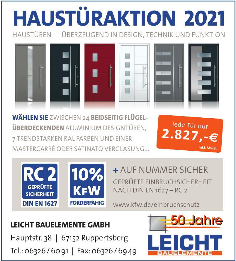 Leicht Bauelemente GmbH