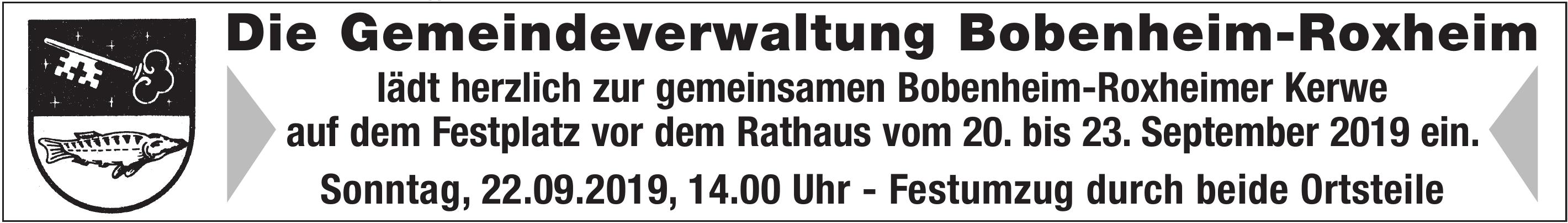 Bobenheim-Roxheimer Kerwe