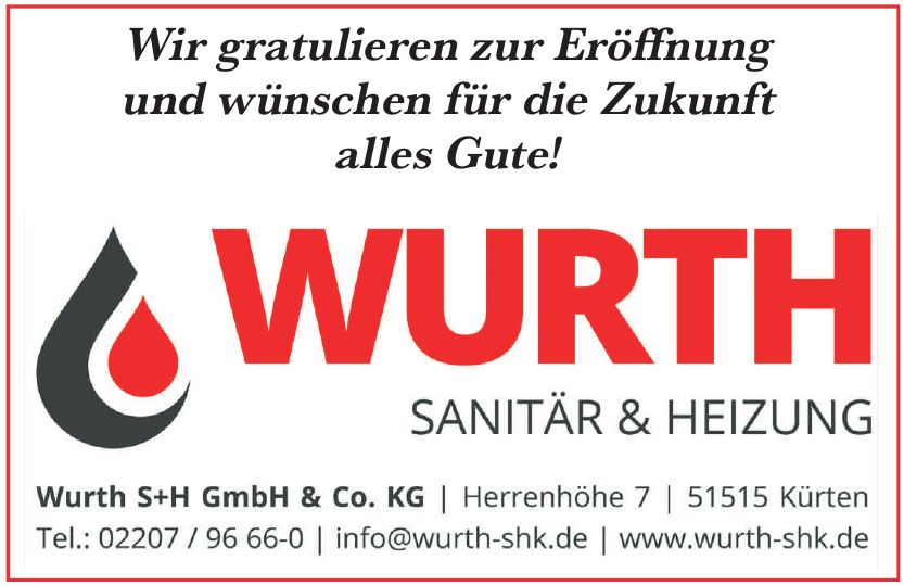 Wurth S+H GmbH & Co. KG