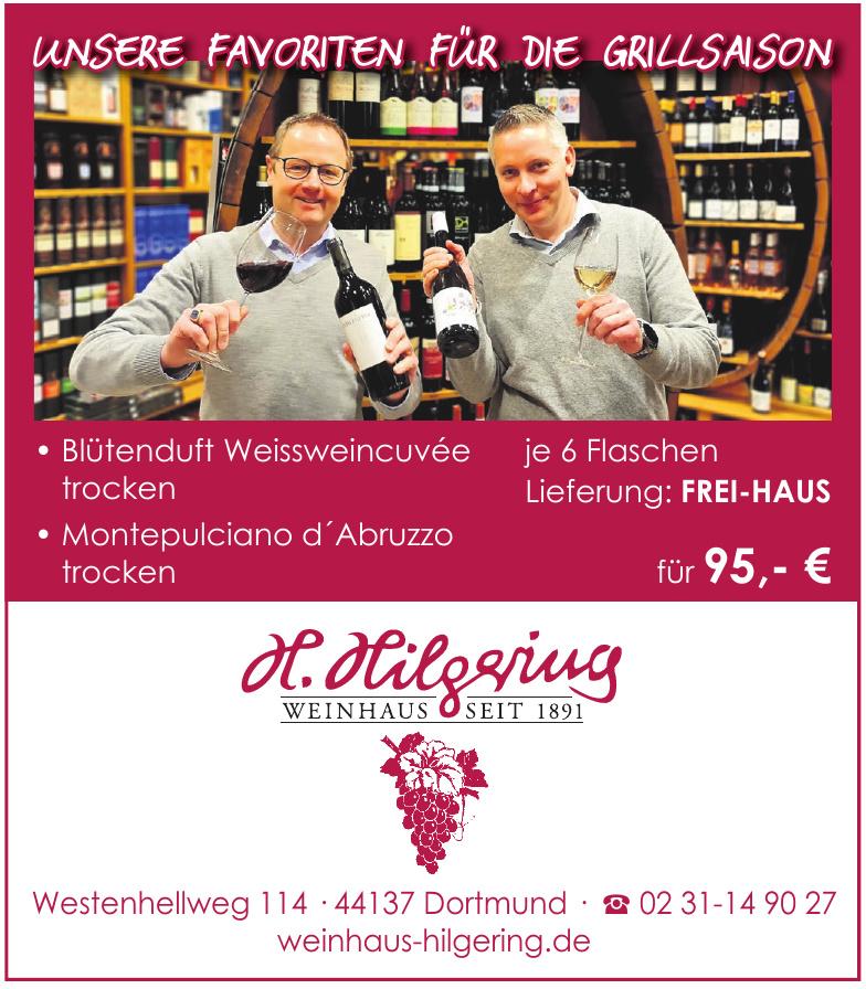 Weinhaus H. Hilgering