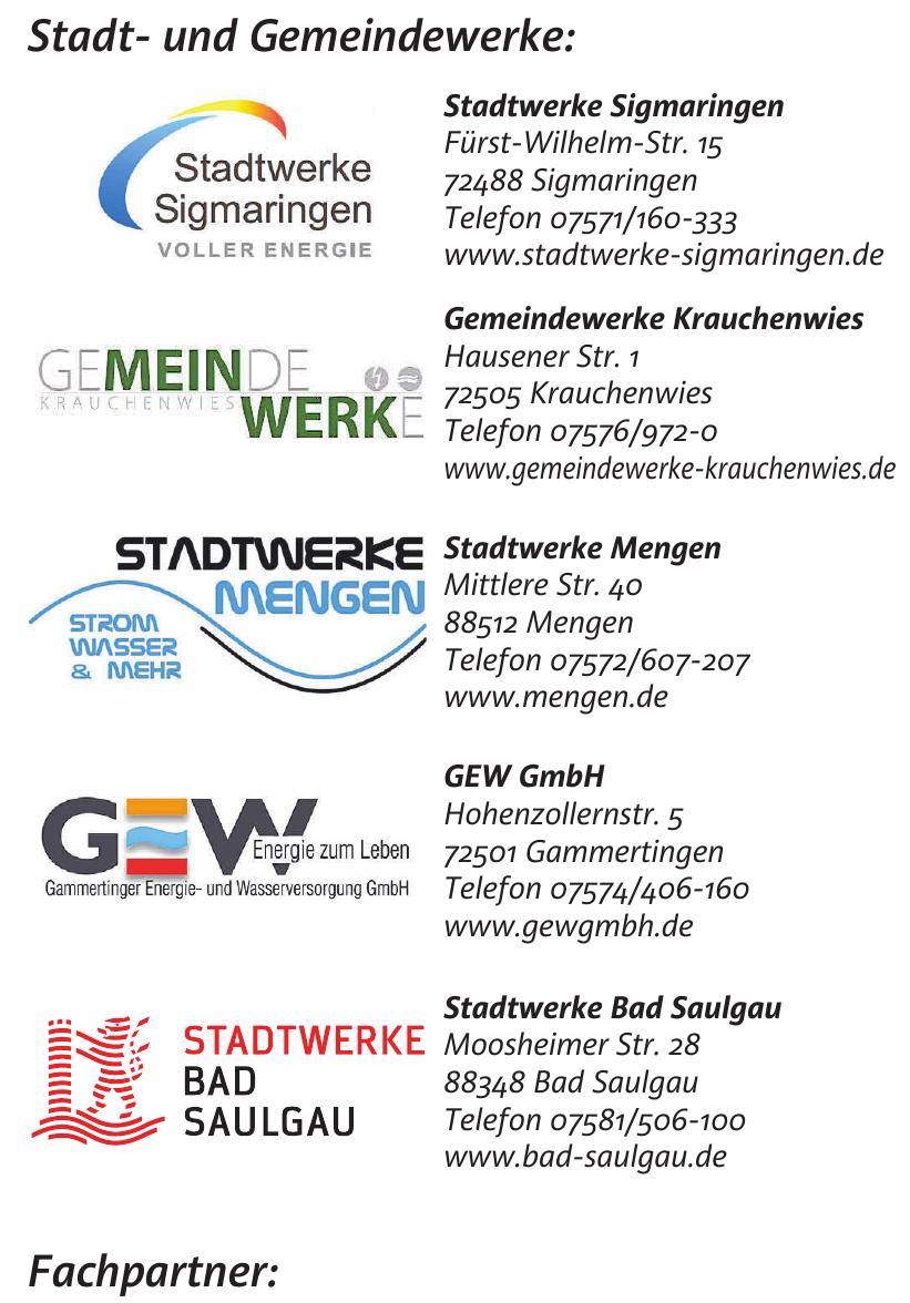 Stadt- und Gemeindewerke: