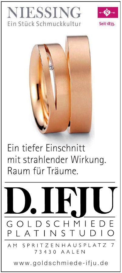 D.IFJU Goldschmiede Platinstudio