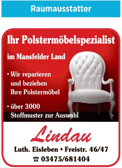 Lindau - Ihr Polstermöbelspezialist