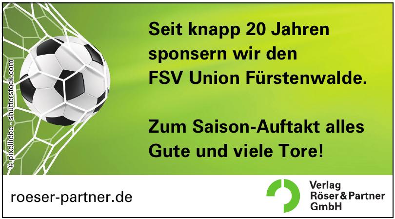 Verlag Röser & Partner GmbH