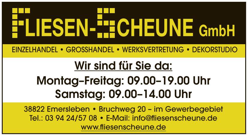Fliesen-Scheune GmbH