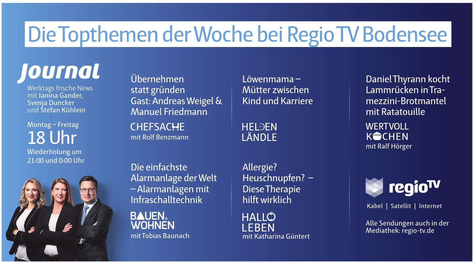 Regio TV Bodensee