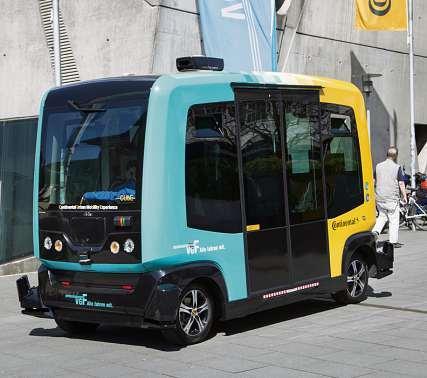 Der Studiengang Elektromobilität beschäftigt sich auch mit Zukunftsthemen wie etwa autonomes Fahren. FOTO: GETTY IMAGES